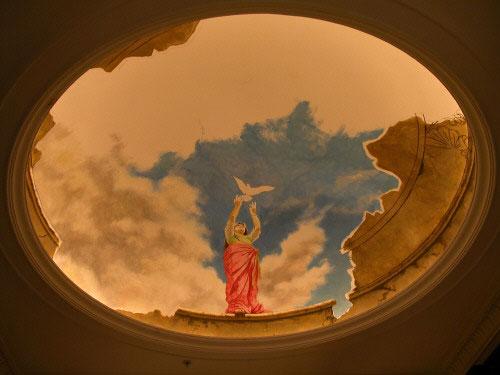 стенные росписи в ночных клубах: